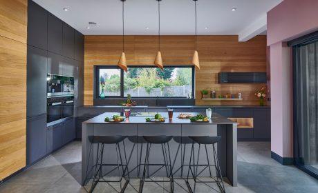 Open plan contemporary kitchen – Suffolk
