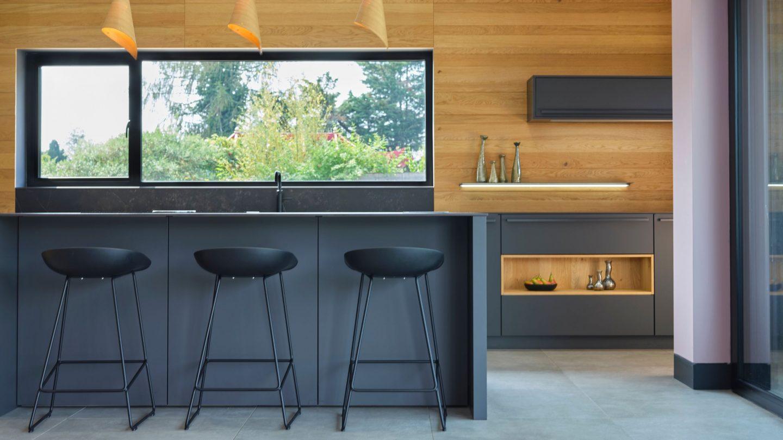 Modern kitchen cambridge